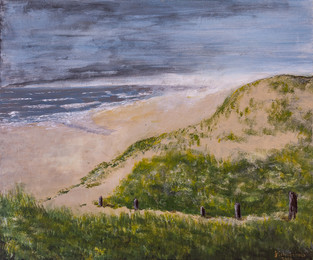 Early fall on the Island of Sylt