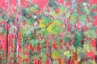 Red Beach Forest