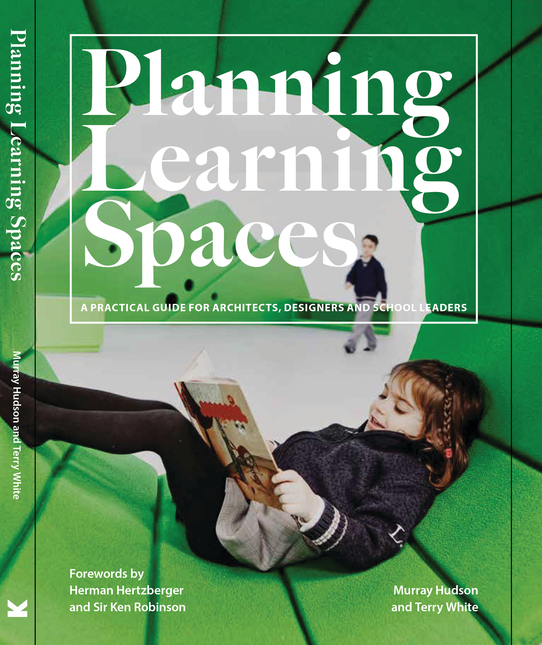 Planning Learning Spaces Front Cover