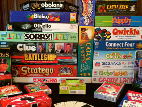 Bring Board Games Back