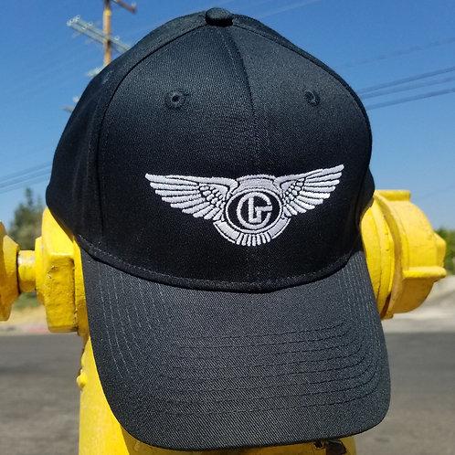 G FLIGHT BLACK SPORT CAP