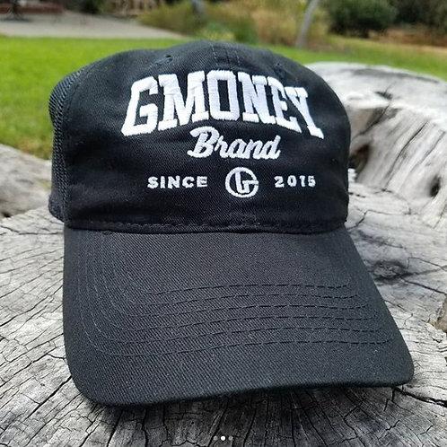 G BRAND BLACK SPORT CAP