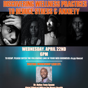 Discovering Wellness Practices to Reduce
