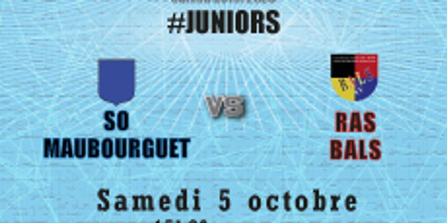 #Juniors : Maubourguet vs BALS