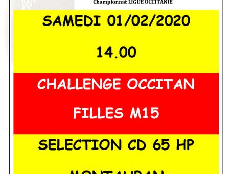 Sélection Challenge Occitan