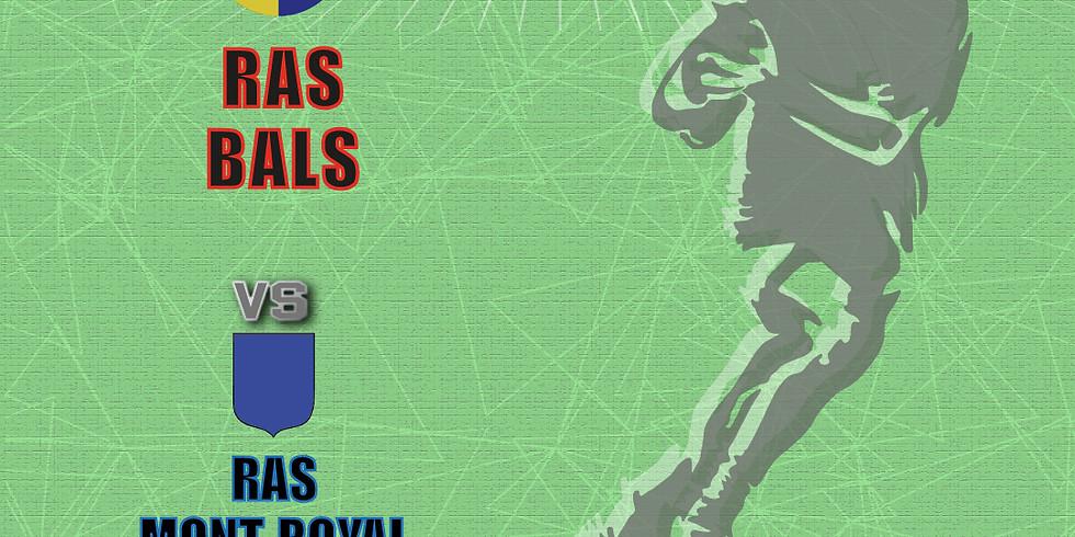 #Cadets :  RAS Mont-Royal Pyrénéen vs BALS Stado