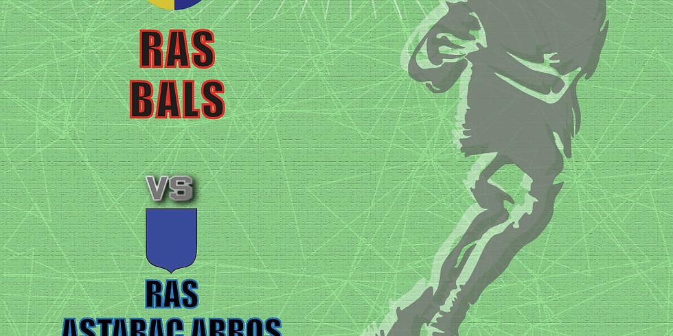 #Cadets : BALS Stado vs RAS Astarac Arros