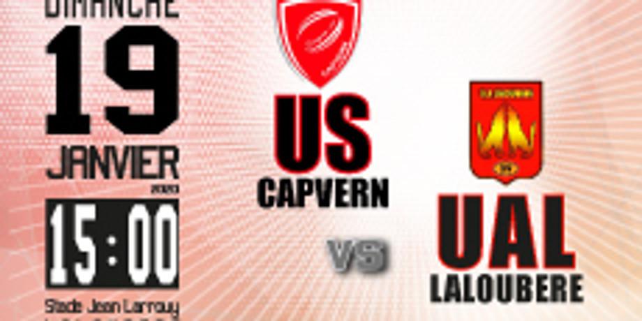 US Capvern vs UA Laloubère