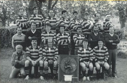 1983-1984 UAL champion de France