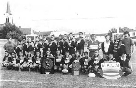 1996 champion de france cadets