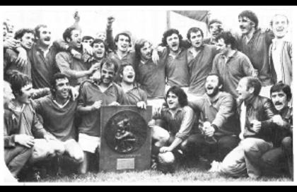 1976 UAL champion de France