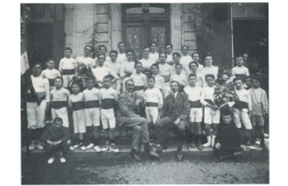 L'équipe de 1923