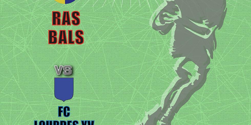 #Cadets : BALS Stado vs FC Lourdes XV