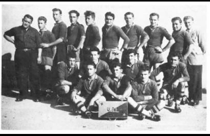 1948-1949 équipe UAL