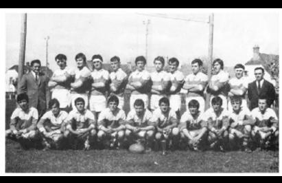 1968-1969 équipe Juniors