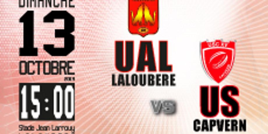 UA Laloubère vs US Capvern