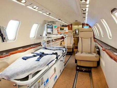 Plano de saúde deve reembolsar paciente por gasto com UTI-aérea