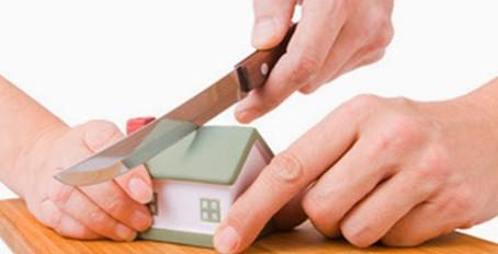 A partilha das dívidas no divorcio