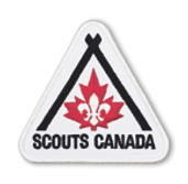 Scouts Section Badge scouts canada