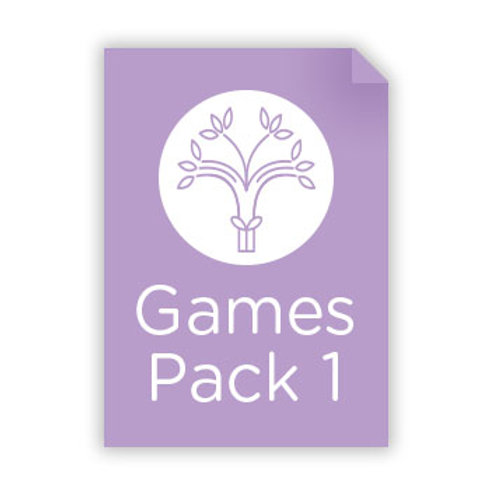 Yoga Games Pack 1 - Key Stage 1&2