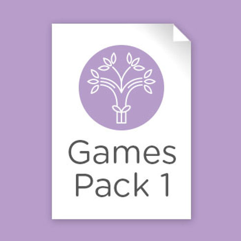 Yoga Games Pack 1 - Early Years