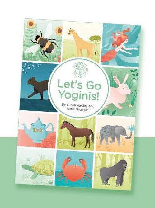 Let's Go Yoginis