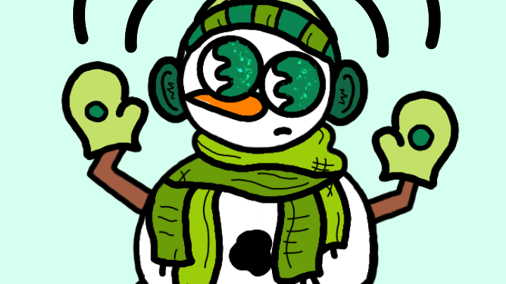 The Cold Snowman