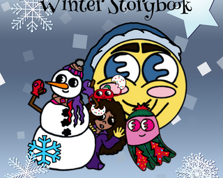 Winter Storybook Wonderland: Shiver with the Cold Snowman