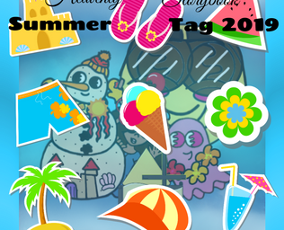 20 Question Summer Tag!