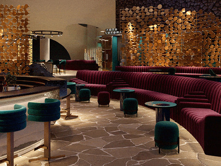 Spectacular New Resort in Vegas With A Mid- Century Modern Design