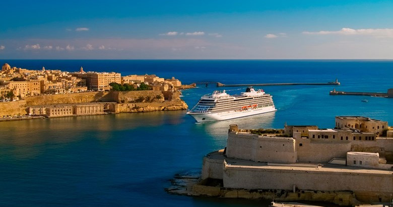 Viking adds a third ship sailing from Malta