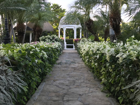 WEDDING CEREMONIES THAT ARE NOT ON THE BEACH.