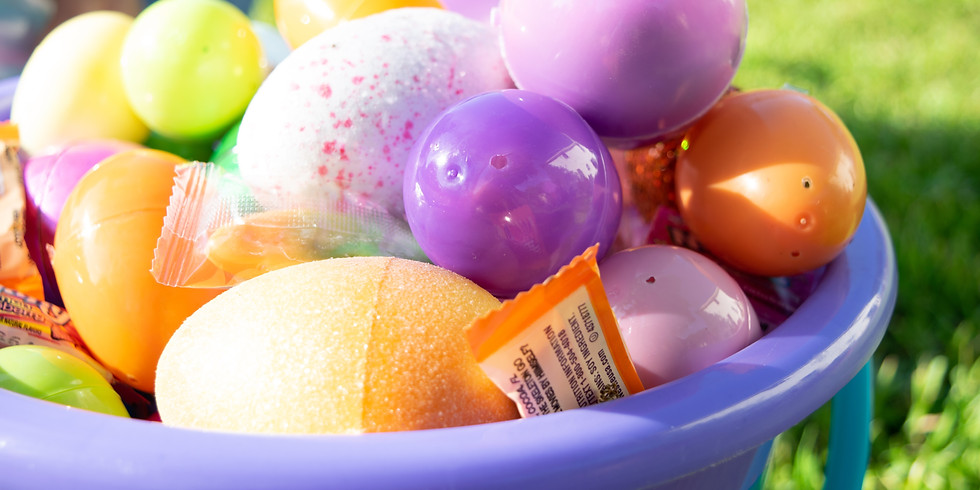 Drive-Thru Easter Egg Baskets