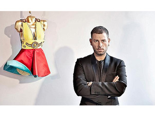 Meet the Italian Fashion Designer Fausto Puglisi