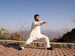 Chen Zhonghua on Peng Energy on Chen Style Taijiquan