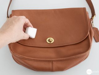 How to Clean an Italian Handbag