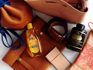 Primary Care Tips of an Italian Messenger Bag