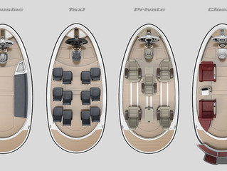 The Next Step In Yachts - Jet Capsules Are A Thing Of The Present, Thanks To An Italian Design Compa
