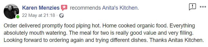 Karen Menzies Recommendation