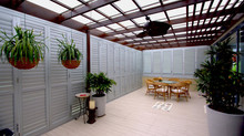 Creating outdoor spaces