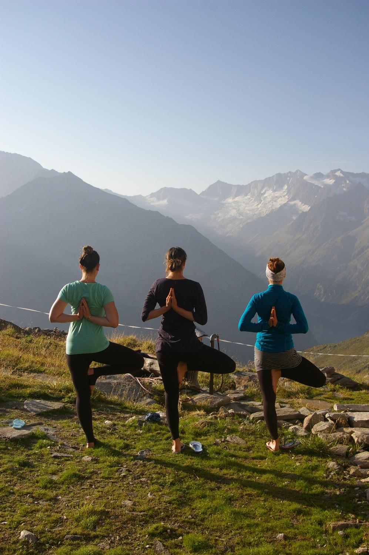 Die Yoga-WG