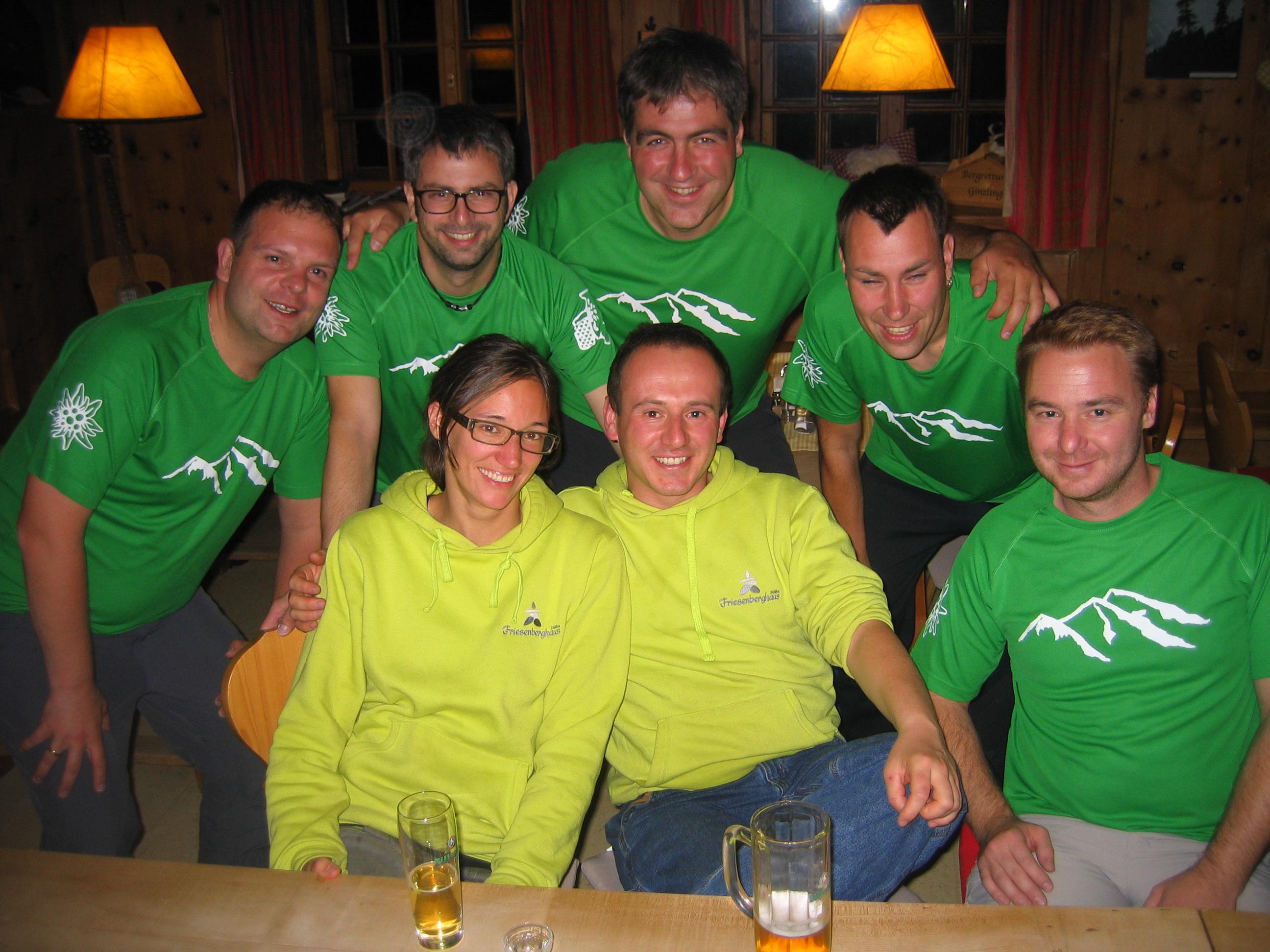 Wetterauer Rubis on Tour im Zillertal