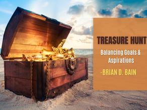 Treasure Hunt: Balancing Goals & Aspirations