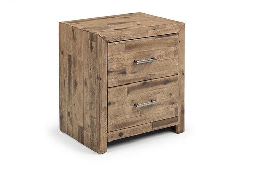 Hoxton 2 Drawer Bedside