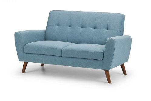 Monza 2 Seater Sofa - Blue