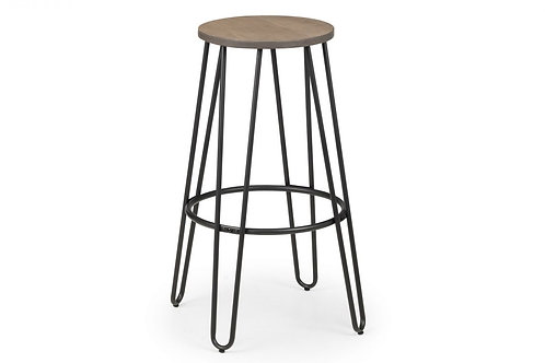 Dalston Round Bar Stool