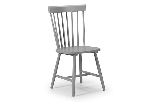 Torino Lunar Grey Chair