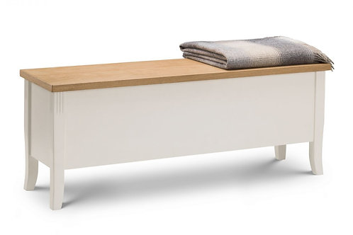 Davenport Storage Bench