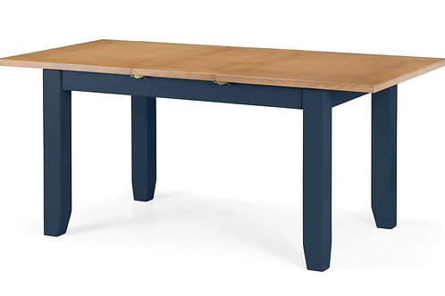 Richmond Extending Dining Table - Midnight Blue