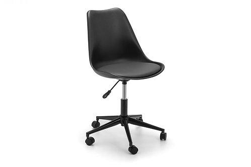 Erika Office Chair - Black